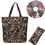 Folding Canvas Shopping Bag
