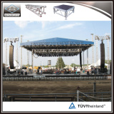 Outdoor Aluminum Concert Stage Roof truss