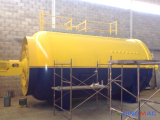 2850x4000mm Glass Autoclave to Venezuela in 2014