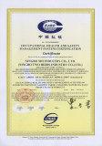 OHSMS Certificate