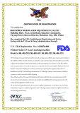 FDA of laser marking machine