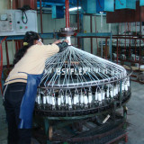 BSTFLEX silicone coating high temperature sleeve machines