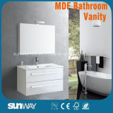 2015 New Fashional Hot Selling Modern Bathroom Cabinet with Certificate (SW-1306)