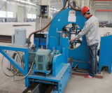 Intersecting Line Cutting machine