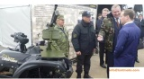 Our Products adopted by Russia Army