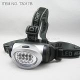 8 LED Headlamp (T3017B)