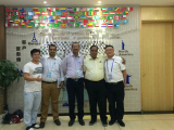 Customer Visit from India