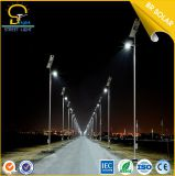 Solar LED Street Lighting Project in UAE