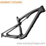 27.5er Carbon Frame Full Suspension Mountain Bike Frame