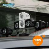 10W ATV High Power CREE LED Light offroad Work Lamp SM6101