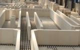 Fused Cast AZS Block Assembling Platform