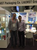 2015 Australian Packaging Exhibition---Ben & Michael