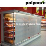 Supermarket freezers