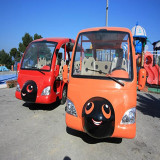 18 Seats Electric Sightseeing Car in Spain