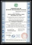 ISO 9001:2000 Certification