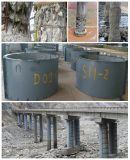 Application of Aluminum foam in Bridge Pier Protection