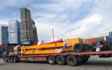 MTC28065 Mobile Foldable Tower Crane