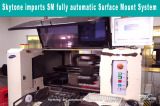 SKYTONE SM automatic surface mount machine