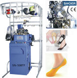 SN-508TF NEW condition full automatic boat socks knitting machine