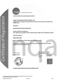TS16949:2009 Certificate