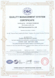 IS09001 2008 Certificate