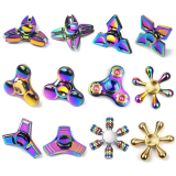 Colorful Rainbow Hand Fidget Spinner