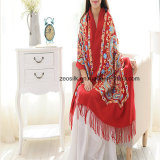 Hot Sales Fashion Embossing Scarf