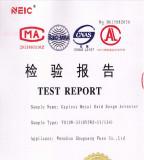 YH10W-33 TEST REPORT