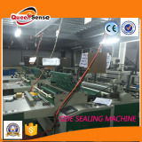 side sealing bag making