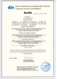 RoHS Certificate for PDU