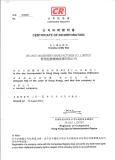 Huantu Machinery Manufacturer Co.,Ltd Set up