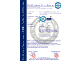 CE Certificate of Sublimation machine ST-110