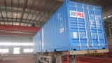 Steel Structure House Material for Puting in Containers