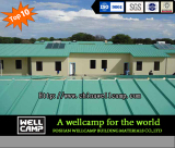 Namibia soldier Camp T House