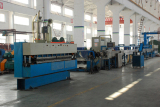 PVC extruding machine