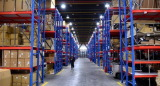 Our spare parts warehouse