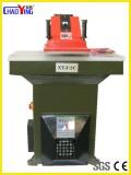 OEM hydraulic swing arm atom leather cutting press