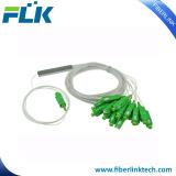 1*16 Mini-Module Fiber Optical PLC Splitter with SC/APC connector