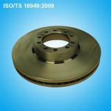Brake disc 5010216437