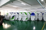 testing and QC department for inflatable sofa