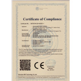 CE Certificate for Keyboards