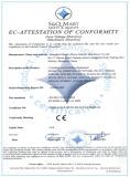 Dingbo CE Certification