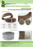 Asbestos Material Woven Brake Lining Roll