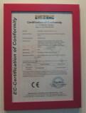 INFLATABLE CE Certificate in EN14960