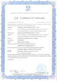 CE certificate of LW power star inverters(LVD)