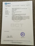 the Certification of RoSH
