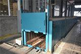 Aluminum alloy furnace