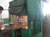 assemblying welding process
