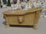 Finish Product of Henan Yellow Marble