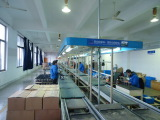 Electric motor production line